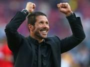 """Bóng đá Tây Ban Nha - Simeone: """"Vị chiến tướng"""" khiến Real phải cúi đầu"""