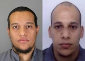Tin tức trong ngày - Hành trình chạy trốn của 2 kẻ xả súng ở Paris