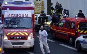 Tin tức trong ngày - Lại xả súng bắn cảnh sát tại Paris