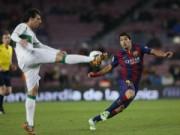 Bóng đá Tây Ban Nha - Barca - Elche: Trút cơn thịnh nộ
