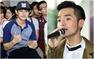 Ca nhạc - MTV - Ông Cao Thắng đến ủng hộ bạn thân Phạm Hồng Phước