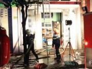 Tin tức Việt Nam - Cháy nhà trong đêm, cụ bà may mắn thoát chết