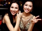Người mẫu - Hoa hậu - Á khôi Thúy Vân bỗng quá mức gợi cảm