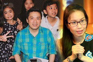 Ca nhạc - MTV - Lam Trường, Cẩm Ly hội ngộ học trò The Voice Kids
