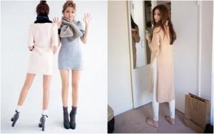 4 cách mặc váy đơn giản mà vẫn sang trọng