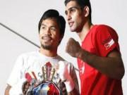 Tin bên lề thể thao - Không Mayweather, Pacquiao quay sang Amir Khan