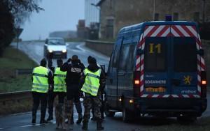 Thế giới - Thảm sát ở Pháp: Cuộc rượt đuổi gay cấn như phim hành động