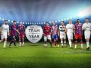 Bóng đá Đức - Real, Bayern áp đảo đội hình tiêu biểu UEFA 2014
