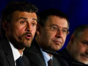 Bóng đá Tây Ban Nha - Sốc: Enrique sắp bị Barca sa thải, Rijkaard lên thay