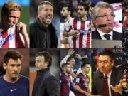 Bóng đá - Trước trận Barca-Atletico: Hai gam màu tương phản