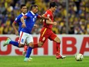 Bóng đá - Vòng 2 V-League: Công Vinh gặp khó ở B. Bình Dương