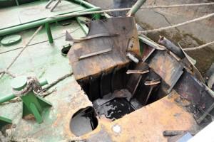 Tin tức trong ngày - TPHCM: Tàu lai dắt phát nổ, 2 người thương vong