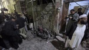 Đánh bom ở Pakistan: Ít nhất 6 người thiệt mạng