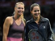 Thể thao - Sharapova – Ivanovic: Ngược dòng vinh quang (CK Brisbane)