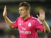 """Bóng đá - Kroos & Real: Người """"công nhân"""" đã """"ốm"""""""