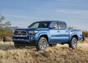 Ô tô - Xe máy - Công bố xe bán tải Toyota Tacoma 2016