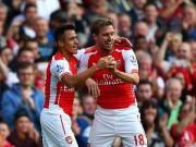 Bóng đá - Arsenal - Stoke: Chờ hiệu ứng Ozil