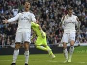 """Bóng đá Tây Ban Nha - Ronaldo lại """"bức xúc"""" Bale ra mặt"""