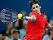 Thể thao - Cột mốc vĩ đại của Federer (CK Brisbane)