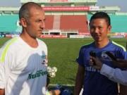 Bóng đá Việt Nam - Thầy Giôm (HAGL): Sức ép lớn nhất là từ…khán đài
