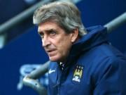 """Tin bên lề bóng đá - HLV Pellegrini: """"Man City quá phung phí cơ hội"""""""
