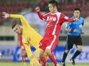 Bóng đá - V2 V-League: SLNA, Hải Phòng trọn niềm vui