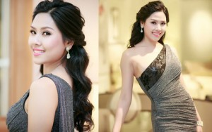 Thời trang - Nguyễn Thị Loan xinh đẹp, lộng lẫy như nữ thần