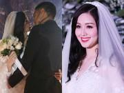 Bạn trẻ - Cuộc sống - Clip: Khoảnh khắc hạnh phúc của Tâm Tít trong ngày cưới