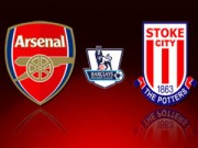 Bóng đá - TRỰC TIẾP Arsenal - Stoke: Pháo thủ thăng hoa (KT)