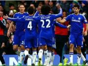 Bóng đá - Chelsea: Bản lĩnh và niềm tin Stamford Bridge