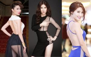 Bí quyết mặc đẹp - Diễm My: Người đẹp 9X mặc sexy nhất nhì showbiz Việt