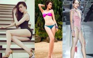 Thời trang - 5 mỹ nhân làng mẫu có đôi chân dài tuyệt đẹp