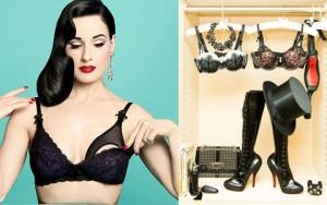 """Thời trang - """"Lục"""" tủ đồ hiệu của 4 người mẫu nội y xinh đẹp"""