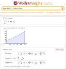 Công nghệ thông tin - Wolfram|Alpha: Giải Toán, Lí, Hóa trực tuyến