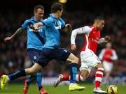 Bóng đá Ngoại hạng Anh - Arsenal - Stoke: Bữa tiệc thịnh soạn