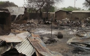 Bé gái 10 tuổi đánh bom tự sát, giết 19 người ở Nigeria