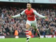 Bóng đá Ngoại hạng Anh - Arsenal & hội chứng phụ thuộc Sanchez