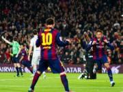 Bóng đá - Messi gây bão dư luận trận Barca - Atletico