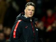 Bóng đá - MU thua trận, Van Gaal nổi đóa với đối thủ và học trò