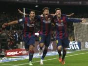 """Bóng đá - Barca đại thắng: """"Nã đạn"""" vào khủng hoảng"""