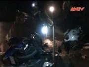 Camera hành trình - An Giang: Tai nạn xe máy kinh hoàng, 3 người tử nạn