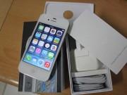Thời trang Hi-tech - iPhone 4, 4S model cũ vẫn hút người dùng