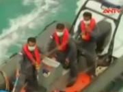 Video An ninh - Đã tìm thấy hộp đen máy bay QZ8501 AirAsia