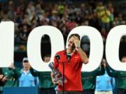 """Thể thao - Federer và hành trình của """"Quý ngài 1000"""""""