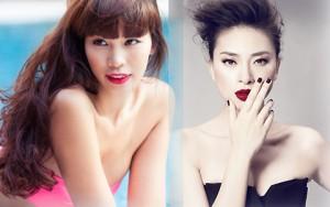 """Thời trang - 4 chân dài tuổi """"băm"""" vẫn """"son rỗi"""" của showbiz Việt"""