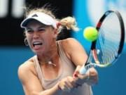 Tennis - Tin HOT 12/1: Wozniacki bỏ giải Sydney