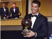 Bóng đá - Ronaldo từ hồi hộp đến vỡ òa hạnh phúc