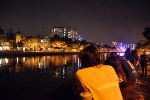 An ninh Xã hội - Bị truy đuổi, cướp nhảy kênh Thị Nghè chết đuối