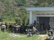 Tin tức trong ngày - Giải cứu 20 sinh viên mắc kẹt trên núi Bà Đen