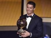 """Ngôi sao bóng đá - Ronaldo """"đoạt"""" QBV: Vinh quang dành cho kẻ cao ngạo"""